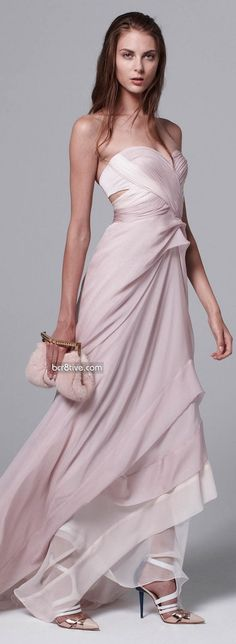 J.Mendel Resort 2014 designer ball gown,designer ball gowns