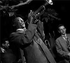 Miles Davis, Royal Roost, NYC, New York, 1948