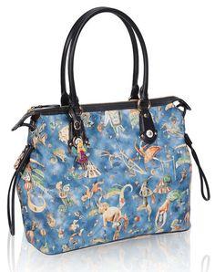 Collezione borse Piero Guidi primavera estate 2012 Magic Circus Cherie aa85f25cc5f