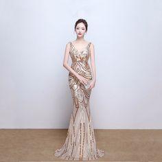 Robe De Soiree Elegant Wine Evening Dress Sleeveless Prom Dress 2017 Long Formal Party Dress abendkleider-in Evening Dresses from Weddings & Events on Aliexpress.com | Alibaba Group