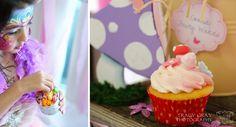 Enchanted Fairy Birthday Party | | Kara's Party IdeasKara's Party Ideas