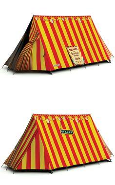 Circus Camping Tent