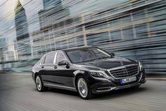 Mercedes-Maybach Classe S: Top class sedan   Con il debutto contemporaneo a Guangzhou e a Los Angeles, la nuova Classe S Mercedes-Maybach si esibisce nei due più importanti mercati per la Stella a tre punte, ossia la Cina e gli USA.  Lunga 5.453 metri e con un passo di 3.365 metri, l'ammiraglia della gamma Mercedes-Benz è cresciuta di 20 mm...