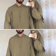 Couples Musulmans, Cute Muslim Couples, Cute Couples Goals, Couple Goals, Muslim Wedding Dresses, Muslim Brides, Wedding Hijab, Muslim Beard, Muslim Couple Quotes