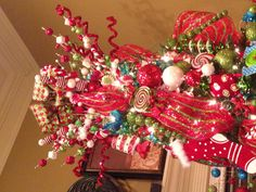 Christmas Tree Topper by Brittani Kelley