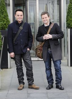 Ant and Dec have recalled the time they got locked in a steam room with Holly Willoughby, when a pool party went wrong. The cheeky Saturday Night Takeaway hosts revealed. Chatty Man, Saturday Night Takeaway, Declan Donnelly, Ant & Dec, Britain Got Talent, Holly Willoughby, Tv Presenters, Celebs, Celebrities