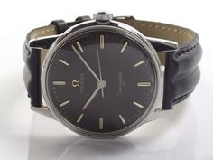 VINTAGE OMEGA SEAMASTER 30 WINDING SWISS MENS WATCH CAL#283