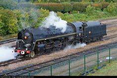 RailPictures.Net Photo: 141 R 840 SNCF 141 R at verneuil l'etang, France by oleon jean marc