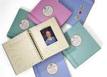School Years memory books for kids