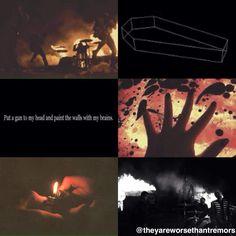 My Chemical Romance- Famous Last Words