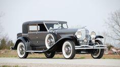 Duesenberg Model J Sport Sedan 1929