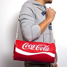 Always wanted a Coca-Cola Bag