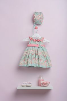 Frocks For Girls, Kids Frocks, Girls Dresses, Summer Dresses, Cotton Frocks, Kids Dress Patterns, Toddler Girl Style, Baby Sister, Kids Wear