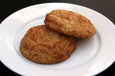 Martha Stewart's Snickerdoodles - easy recipe without cream of tartar. Tested and approved!