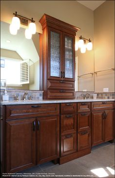 Bathroom Category   Second Place   Crystal Kennedy Pacific Northwest  Cabinetry