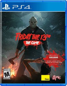 Friday The 13th: The Game #playstation4 #xboxtips