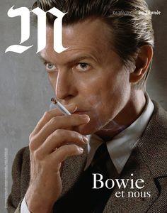 """""""Bowie et nous"""" by @lemonde_M (France)"""