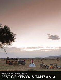 rohoyachui - Best of Kenya & Tanzania 2017 Tanzania, Kenya, Safari Adventure, African Safari, Tours, Sunset, Outdoor, Outdoors, Sunsets