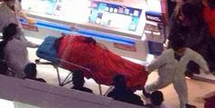 Chinese Boyfriend Gets So Tired Of Shopping With His Girlfriend, He Jumps To Death In Mall | Odd News Blog...
