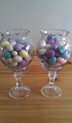 Our sPIN on it: Dollar Store Craft~Apothecary Jars/Candy Dish