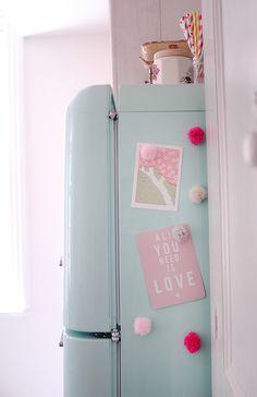DIY: Unos imanes llenos de color