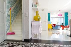 #colors, eclectic home decor