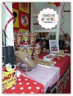 PRIAMO A PURO MICKEY  | CatchMyParty.com