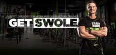 Swole is more than an adjective. It's a lifestyle. Get Swole will teach you to build muscle, add precise size, and become your biggest and best self.