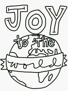 Christmas coloring pages christmas joy coloring page a free joy to the world free christmas coloring pageschristmas publicscrutiny Images
