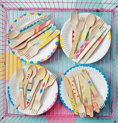 crafty utensils | Life in Color