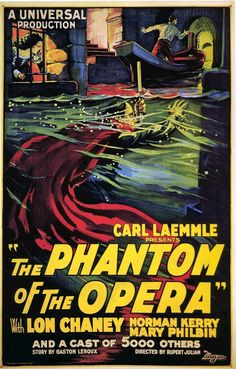 vintage everyday: Vintage Posters of 25 Horror Movies of All Time