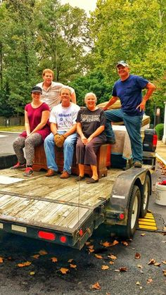 New townhome: check.  Big shout out to the moving crew! Donna Treacy Debbie Ashley Brad Ashley Rebecca Anne Muhleman
