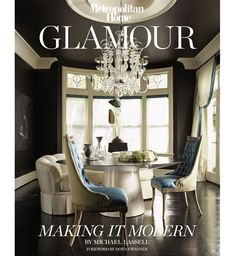 Decorating Old Hollywood Style | We can look at Glamour in a contemporary form, even a nursery. ( I can ...