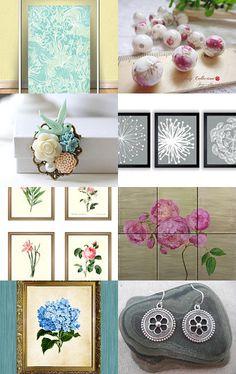 Romantic flower by badaradio on Etsy--Pinned with TreasuryPin.com