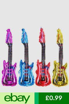 Gonflable Saxophone Blow Up Fancy Dress Party Prop Accessoires