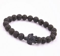 Volcanic lava beads & the tiger eye healing stone bracelet enlightens you with longevity, earthiness, protection and steadiness whilst soaking up the health benefits of our aromatherapy essential oils. Sea Turtle Bracelet, Bangles, Beaded Bracelets, Wrap Bracelets, Essential Oil Diffuser, Essential Oils, Stone Bracelet, Cute Jewelry, Stone Beads