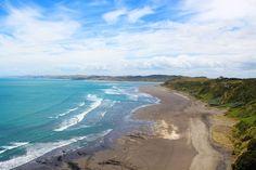 Raglan! The best Surf Spot!