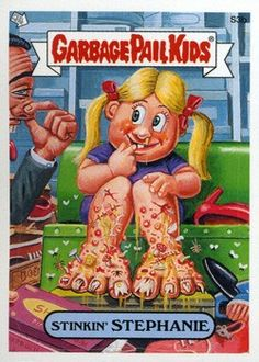 these were so gross, yet so awesome! This is what the tooth fairy got us sometimes!