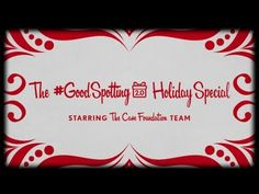 #GoodSpotting is back! Watch our video & then get started on spotting good, sharing good, and doing good this holiday season!