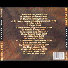 Bikini - Aranyalbum (1996) [FULL ALBUM] Album, Bikinis, Music, Musica, Musik, Bikini, Muziek, Bikini Tops, Music Activities