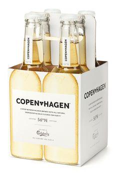 Carlsberg Copenhagen four pack by Carlsberg Group, via Flickr