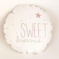 Cojín Redondo Sweet Dreams