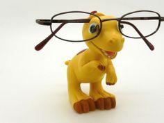 Velociraptor Glasses Holder Desktop Stand Eyeglass Sunglasses Kids Child Gift #glasses #sunglasses #kid #kids #kidstuff #glassesholder #dinoasur #Velociraptor #gift #gifts #Eyeglasses #Eyeglass #Holder #Desktop #Stand #yellow #kidsroom #children #childrensroom #animal