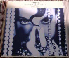 "Prince & The New Power Generation Diamonds And Pearls 12"" Vinyl reissue #uniqbeats #music #ebay"
