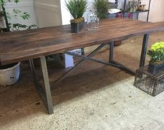 farmhouse table on Etsy, a global handmade and vintage marketplace.