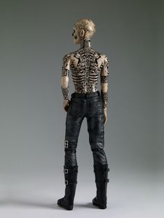 Zombie Boy on tonnerdoll.com $159.99