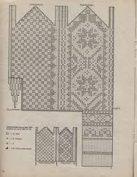 mönster bak o fram Knitted Mittens Pattern, Knit Mittens, Mitten Gloves, Knitting Socks, Hand Knitting, Knitting Charts, Knitting Stitches, Knitting Needles, Knitting Patterns Free