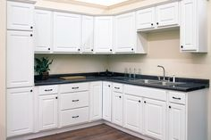 Best Faircrest White Shaker Cabinets Sku Cl0022 For The 640 x 480