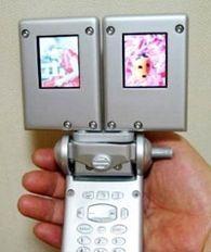 Hong Jeong's Dual LCD Cellphone- tylko w przedsprzedaży!:)