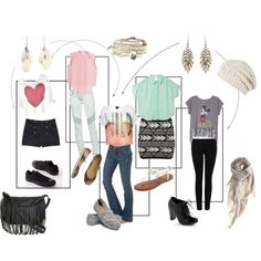 Cute Clothes for School!